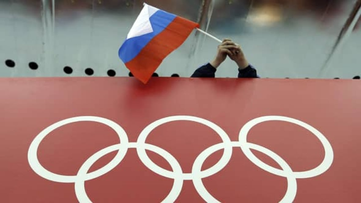 Russia's Olympic punishment not enough says Dick Pound