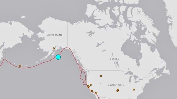Tsunami warning on entire B.C. coast after large earthquake southeast of Alaska | CBC News