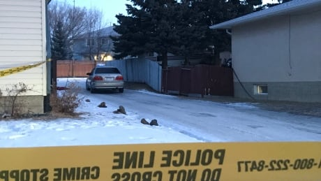 Man in car shot during robbery attempt in northeast Edmonton