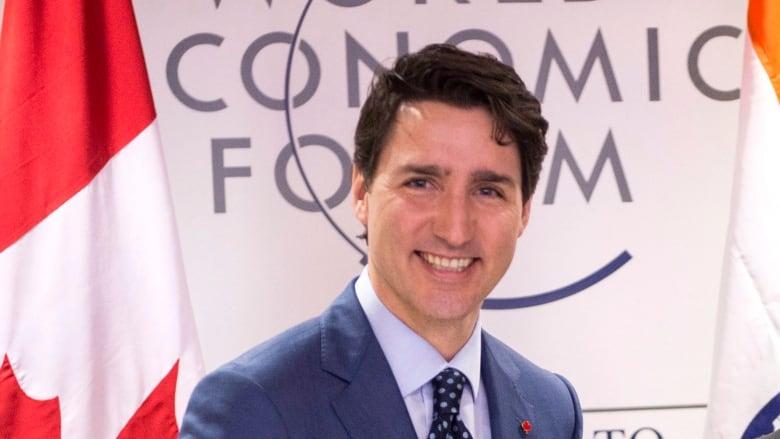 Trudeau Davos Forum 20180123