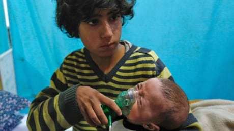 Syria's alleged use of chemical weapons again under international scrutiny