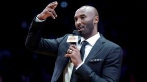 Multi-award winning Kobe Bryant in Oscar mix