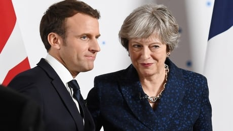 BRITAIN FRANCE SUMMIT SECURITY