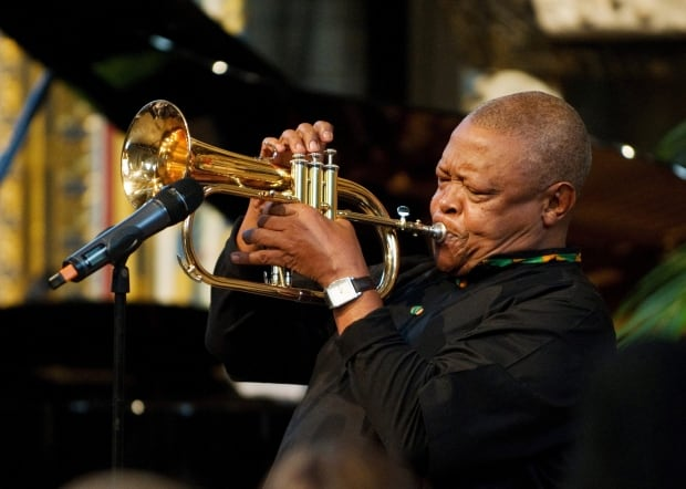 Jazz legend Hugh Masekela dies