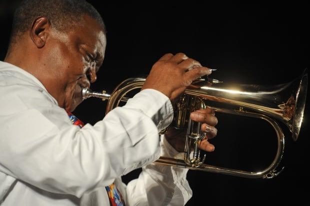 Bra Hugh Masekela's memorial service