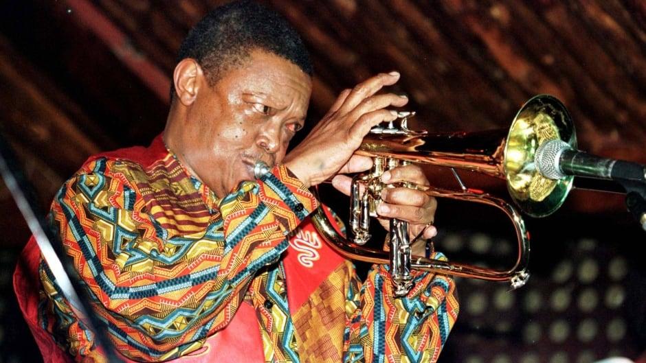 Hugh Masekela Useless At 78
