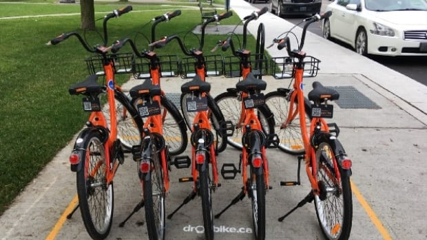Bike Sharing Comes To Kelowna With 1,200 Bikes This Spring