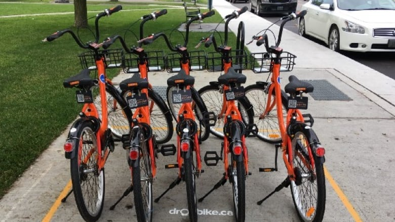 e2e7d30d685 Bike sharing comes to Kelowna with 1,200 bikes this spring | CBC News