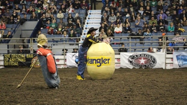 Rodeo Clown Gets Prized Homer Simpson Dummy Back After It