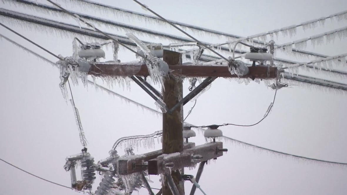 Ice storm has Toronto area bracing for power outages, risky driving conditions