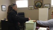 Northern Arm voting