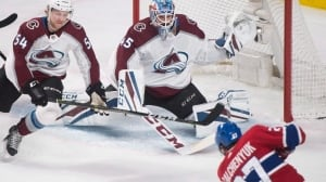 Drouin, Habs put an end to Avalanche's 10-game win streak