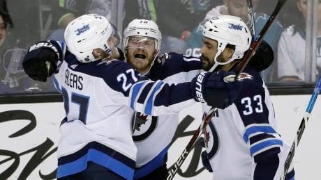Little comes up big in OT as Jets survive thriller against Sharks