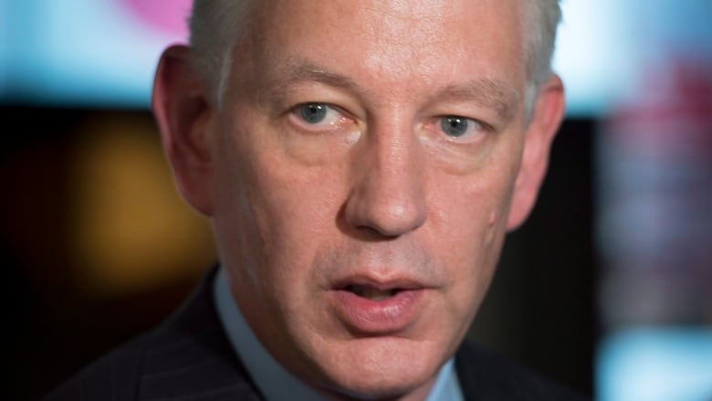 Dominic Barton named Canada's next ambassador to China