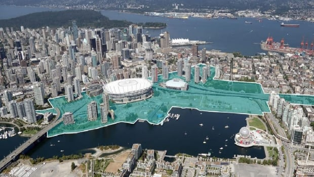 The city has revealed the final design for northeast False Creek, which will come to fruition over the next 20 years.