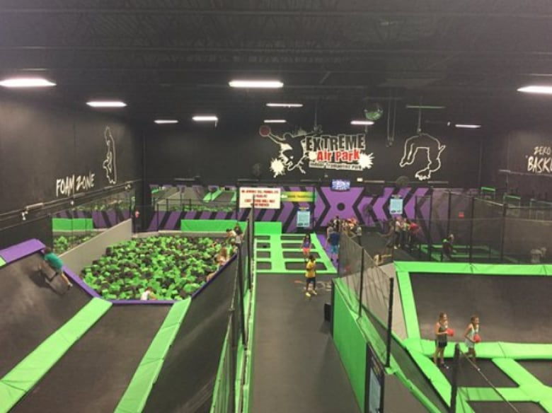 richmond trampoline park sued over death of victoria. Black Bedroom Furniture Sets. Home Design Ideas