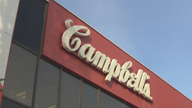a truly sad day campbell shutting down toronto soup plant cutting