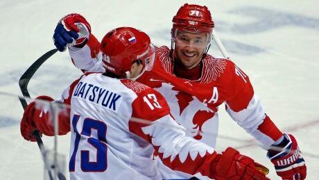Pyeongchang: Former NHLers Kovalchuk, Datsyuk Lead Russian Olympic Hockey Team