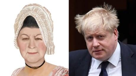 Mummy Boris Johnson