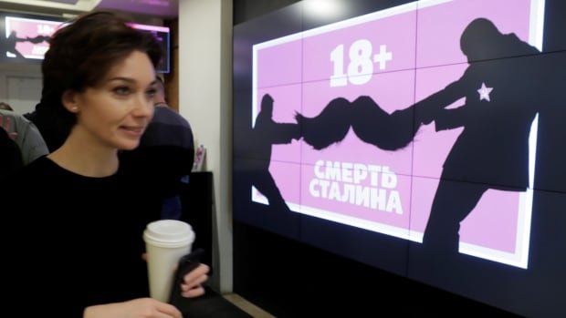 Russian Federation threatens cinemas showing 'Death of Stalin' after ban