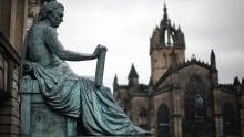 Statue of David Hume, Edinburgh