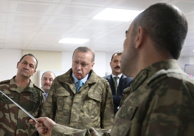 Fears over US-Turkey military confrontation in Syria