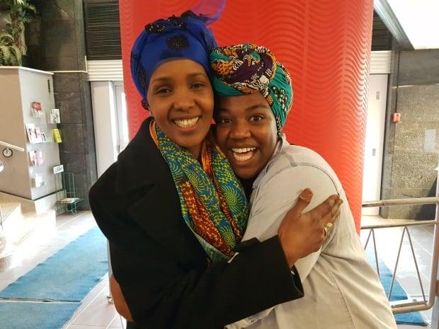 Mayran Kalah and Ify Chiwetelu