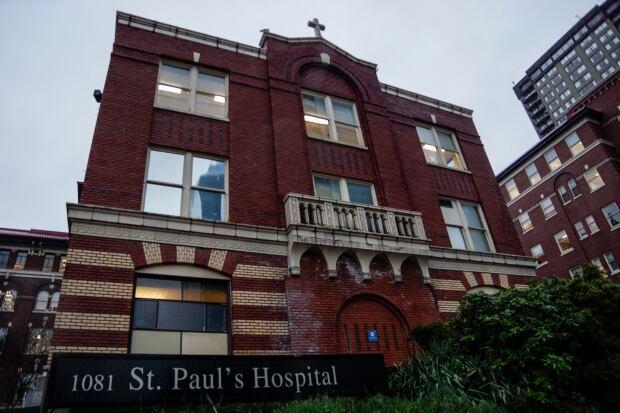 St Paul's Hospital