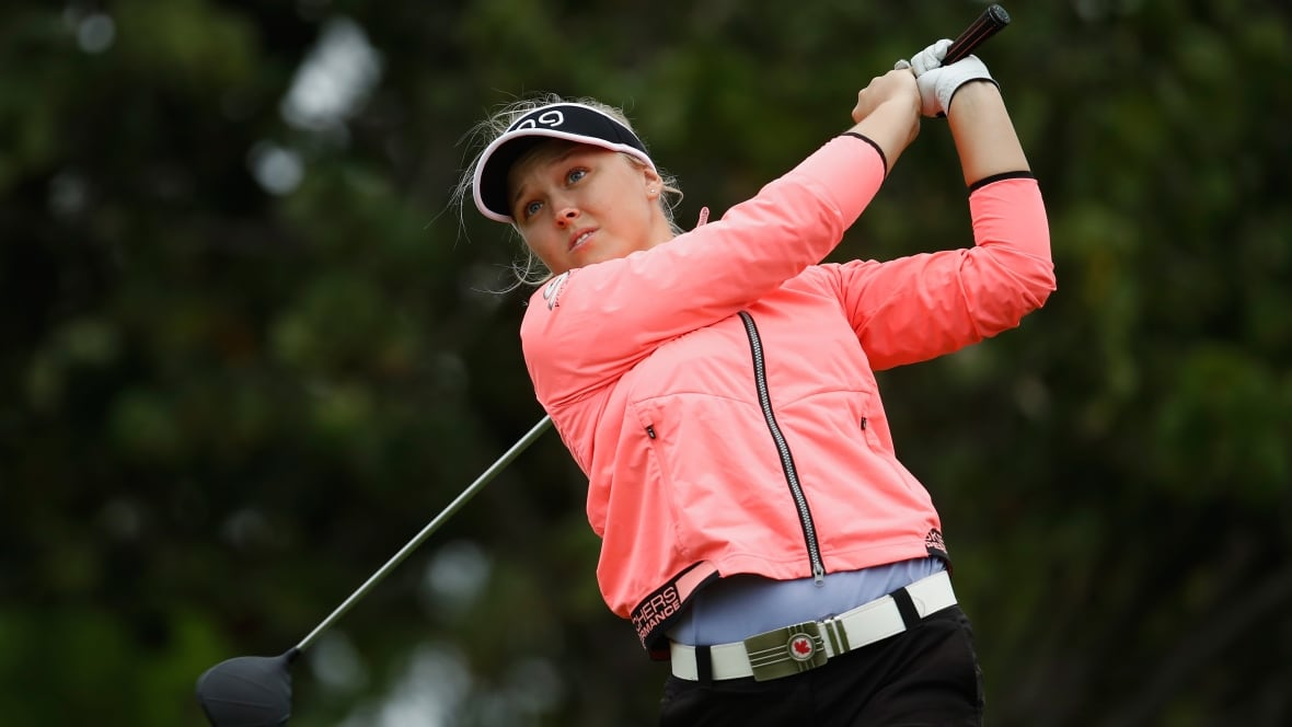 LPGA Tour opener suspended because of high wind