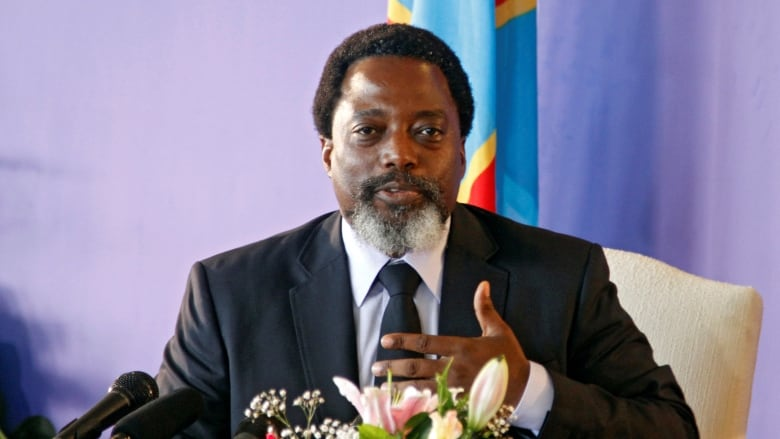 Congo dictator, who has outstayed his term, denounces