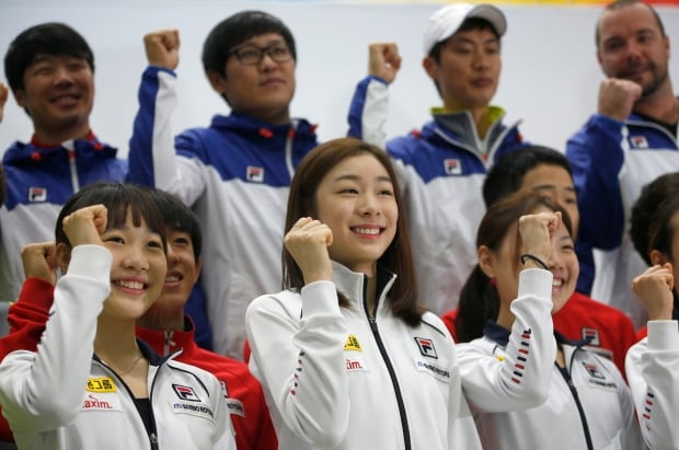 OLYMPICS-SOCHI/KOREA