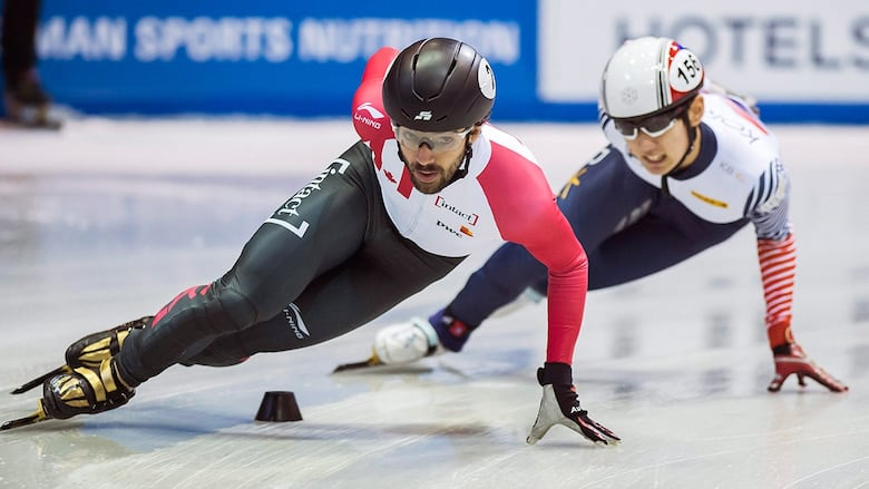 Making Adjustments To His Game Such As The Way Hes Corners Has Helped Canadas Charles Hamelin Remain An Elite Short Track Speed Skater At Age