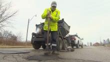 Pothole Repair Blitz