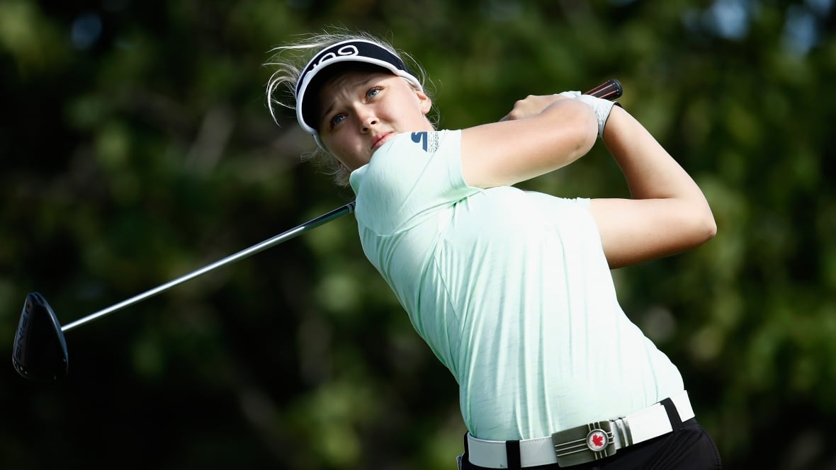 China's top-ranked Feng grabs lead at LPGA opener