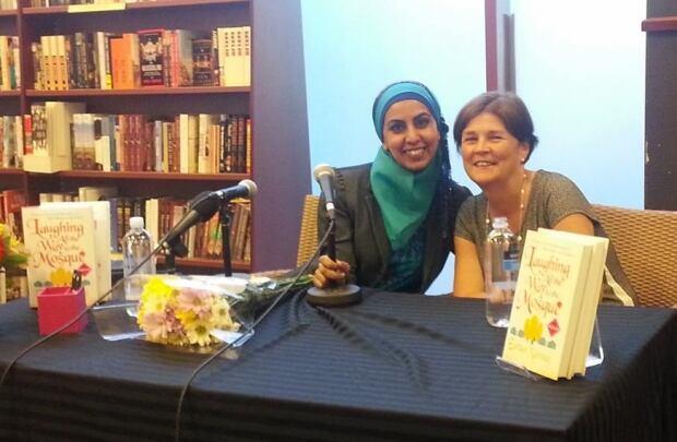 Zarqa Nawaz and Sheila Coles