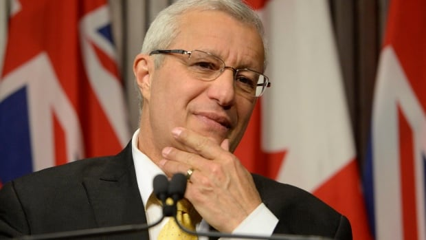"Ontario PC party interim leader Vic Fedeli has committed to ""root out any rot"" in the party leading up to the June election. THE CANADIAN PRESS/Nathan Denette"