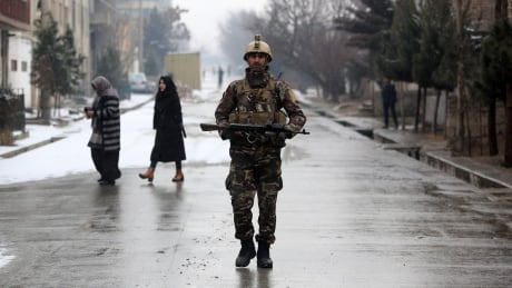 Afghan soldiers guarding Kabul military academy killed in attack