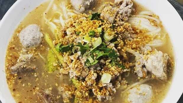 Chix Shack in Edmonton serves up authentic Thai street food and other delights like Thai Tom Yung Goong.
