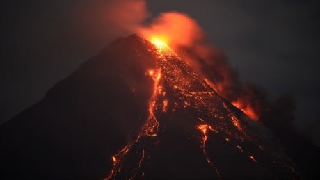 Philippines volcano has Duterte looking at permanently relocating nearby villagers