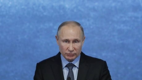 Kremlin calls U.S. sanctions report an attempt to meddle in Russian election