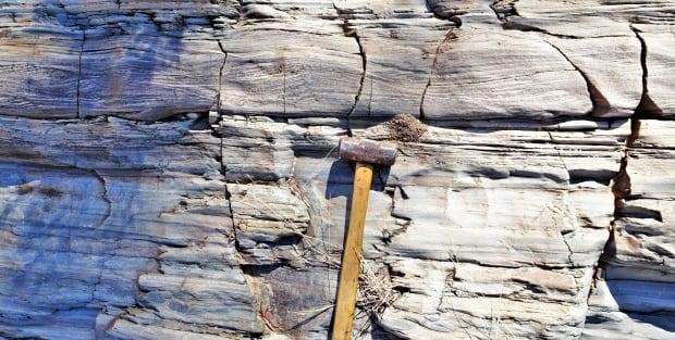 Georgetown rocks