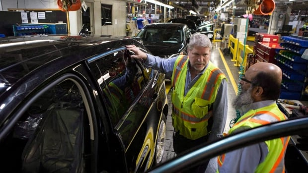 Canada's economy going from a 'sprint to a marathon' pace