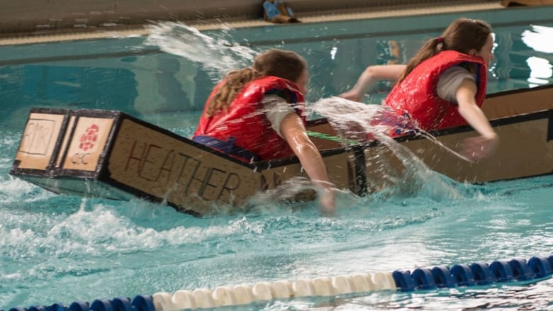 Students From The Northeast Will Gather In Espanola On Wednesday To Build Boats With Cardboard And Duct Tape As Part Of A Skills Ontario Event