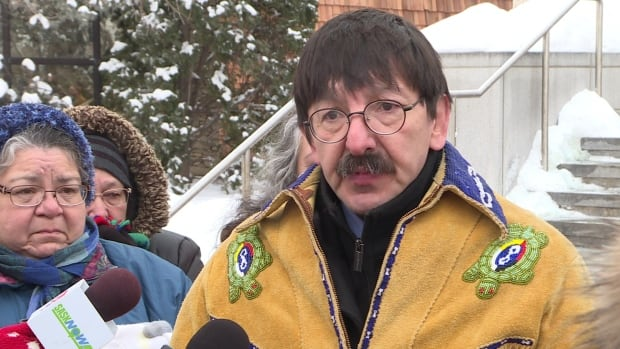Robert Doucette, a Métis man from Saskatchewan, is suing the federal and provincial governments for a declaration of wrongdoing.