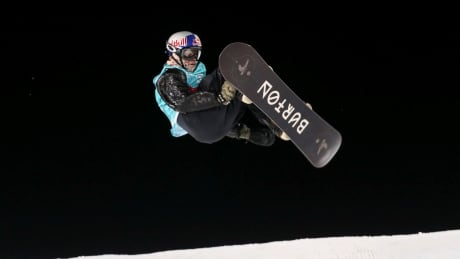 Mark McMorris Big Air Snowboarding