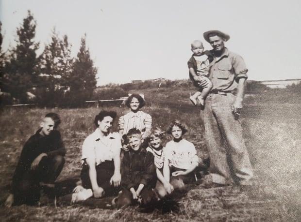 Esmund Allcock family