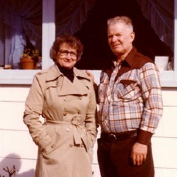 Esmund and Helen Allcock