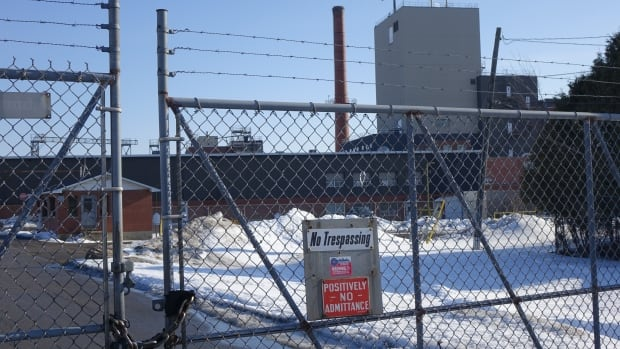 The plan is to reopen the old Nestlé plant in Chesterville, Ont., as a marijuana manufacturing facility.