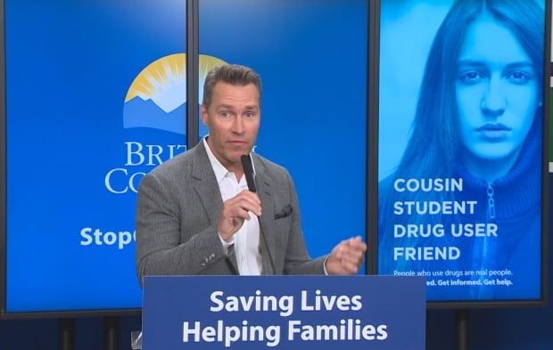 Vancouver Canucks launch campaign to fight stigma surrounding addiction