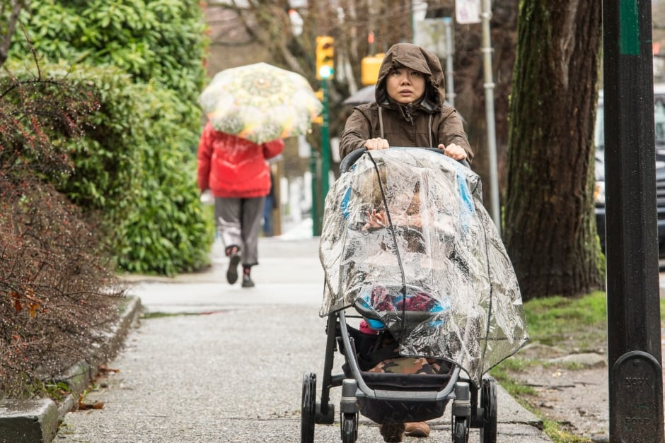 Peegy Lai Rain Vancouver Toddler
